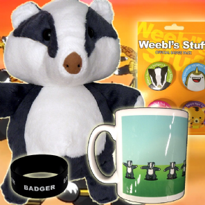 Badgers Gift Pack